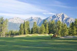Golf specials in the BC and Alberta