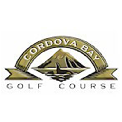 Logo of Cordova Bay Golf Course on Vancouver Island BC