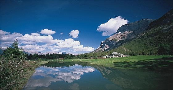 Fairmont Banff Springs Golf Course_Canadian Rockies