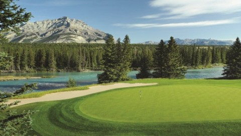 Canadian Rockies Golf: Historic. Dramatic. Untamed.