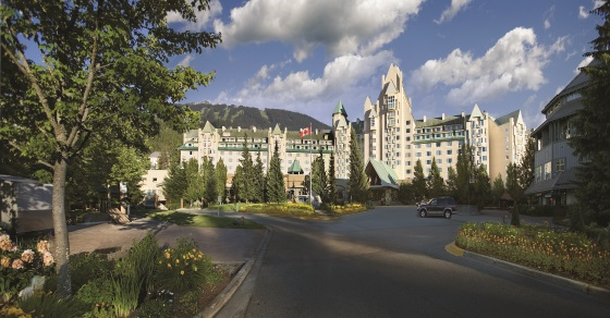Fairmont Chateau Whistler - whistler golf packages