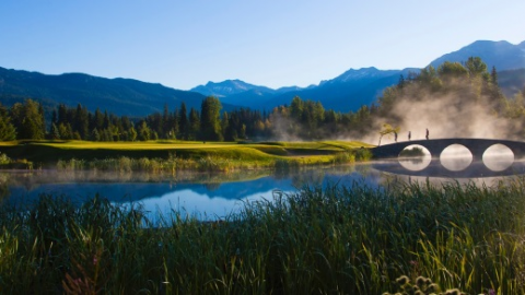 Whistler Golf Vacation Superb golf in a fantastic setting
