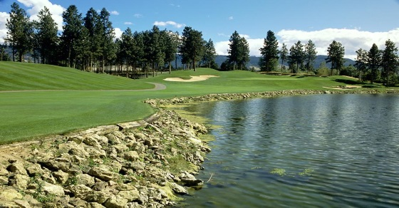 Okanagan Golf Club-Quail course-GolfCanadasWest