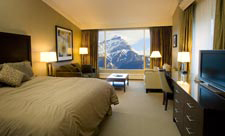 Rimrock Resort Hotel - banff national park rooms with a view