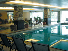 Rimrock Resort Hotel - banff national park spa
