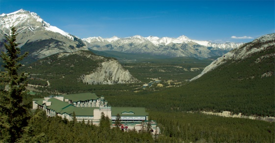 Rimrock Resort Hotel - banff national park