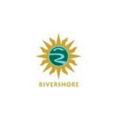 Rivershores golf club logo