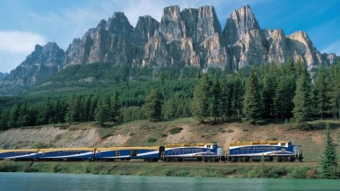 Golf & Rail Canada: Golf Vacation & Rail Road Adventure