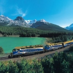 Western Canadian Open Rail Tour