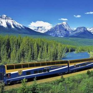 Fairmont Invitational Rail Tour
