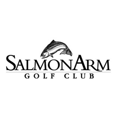 Logo of Salmon Arm Golf Club in BC Canada
