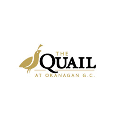 Logo for the Quail Course at Okanagan Golf Club