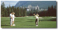 Fairmont Banff Springs Hotel Golf