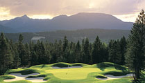 Eagle Ranch Golf, invermere BC