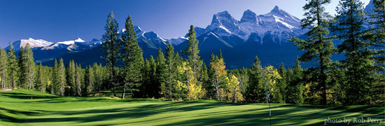 Silvertip Golf Course