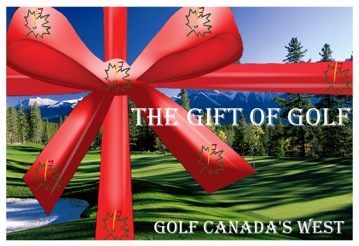 Golf Canada's West - The Gift of Golf