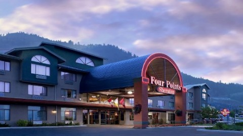 Sheraton Four Points – Kamloops, BC
