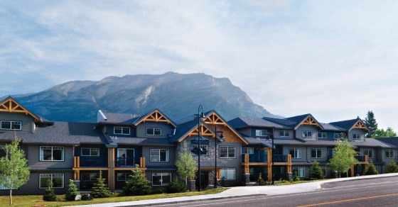Copperstone Resort - Canadian Rockies luxury all suite accommodations
