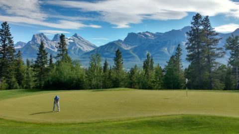 Golf Canada&#8217;s West &#8211; Client Survey<br /><small>Columbia Valley</small>
