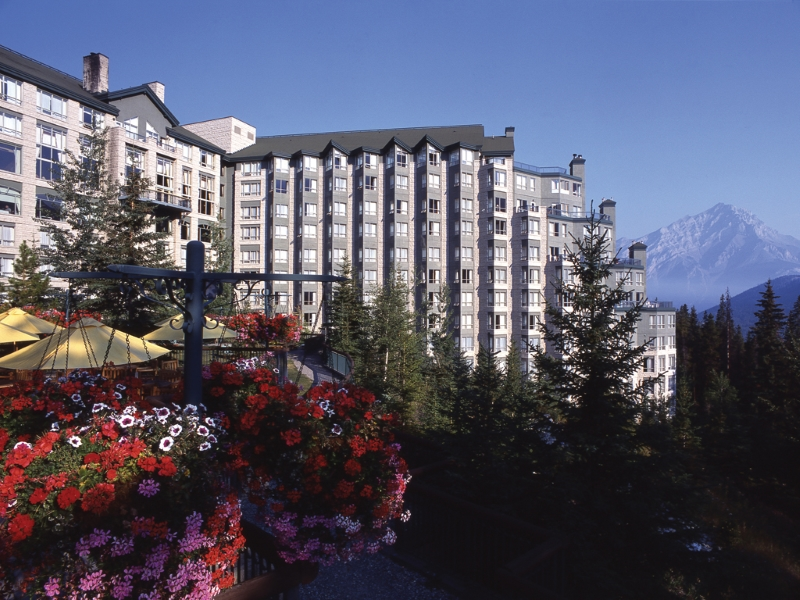 Golf Vacations at Rimrock Resort Hotel