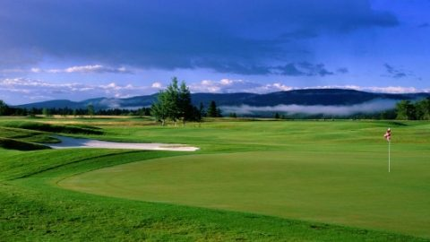 Attractive Features at Kimberley/Cranbrook Golf Courses