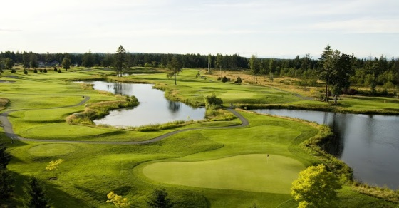 Crown Isle Resort Golf community