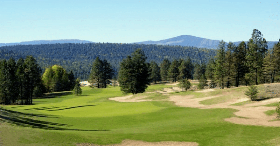 Kimberley golf packages - shadow mountain