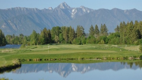 Columbia Valley Golf Packages