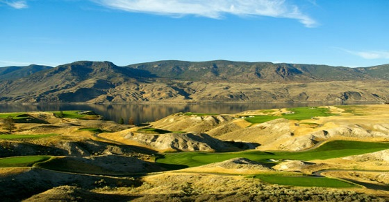 BC golf packages, Kamloops golf