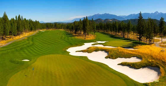 Wildstone Golf Course - Golf Canada's West, golf vacation package