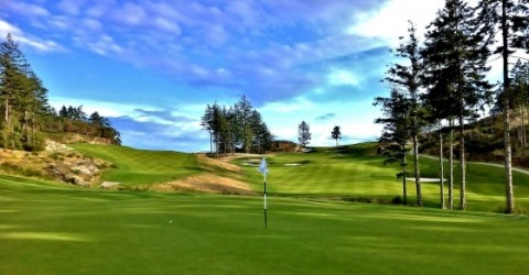Victoria and Vancouver Island Golf Packages