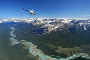 Canadian Rockies Heritage Heli Tour