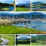 2014 Early Bird Golf Package