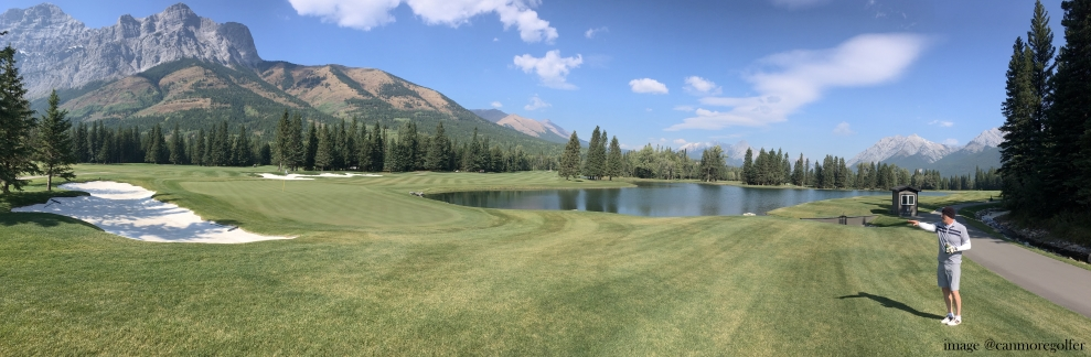 Kananaskis Country Golf Mt Lorette 2017 @canmoregolfer