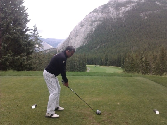 Fairmont Banff Springs Golf Course, golf canada vacations