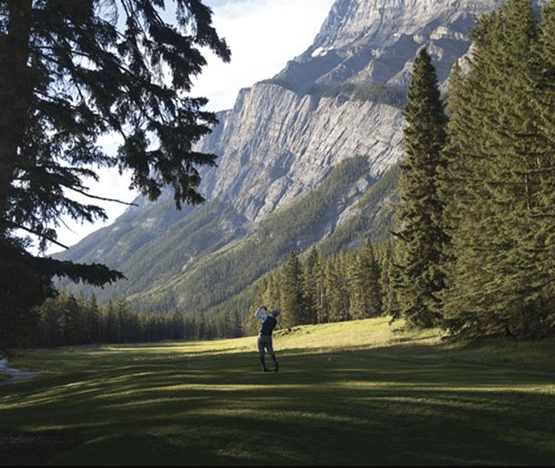 BC golf packages