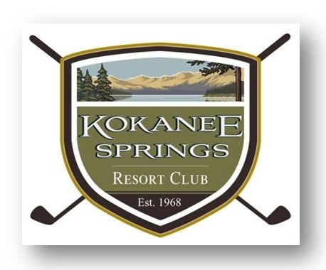 Kokanaee Springs golf course logo