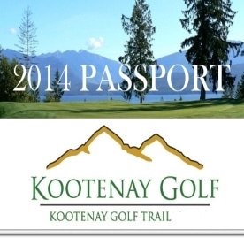 Kootenay Golf Trail Passport
