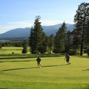 Three Reasons to Golf at Fairmont Hot Springs