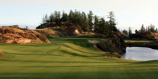 western Canada golf packages, Canada golf vacations