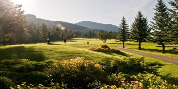 Radium Resort - BC golf courses and vacations