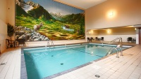 Best Western Plus Prestige Inn Radium Pool