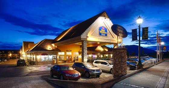 Best Western Plus Prestige Inn Radium