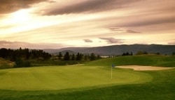 British Columbia golf packages