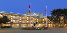 Accent Inn - Victoria - Golf Canada's West