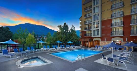 Hilton Whistler Resort Spa