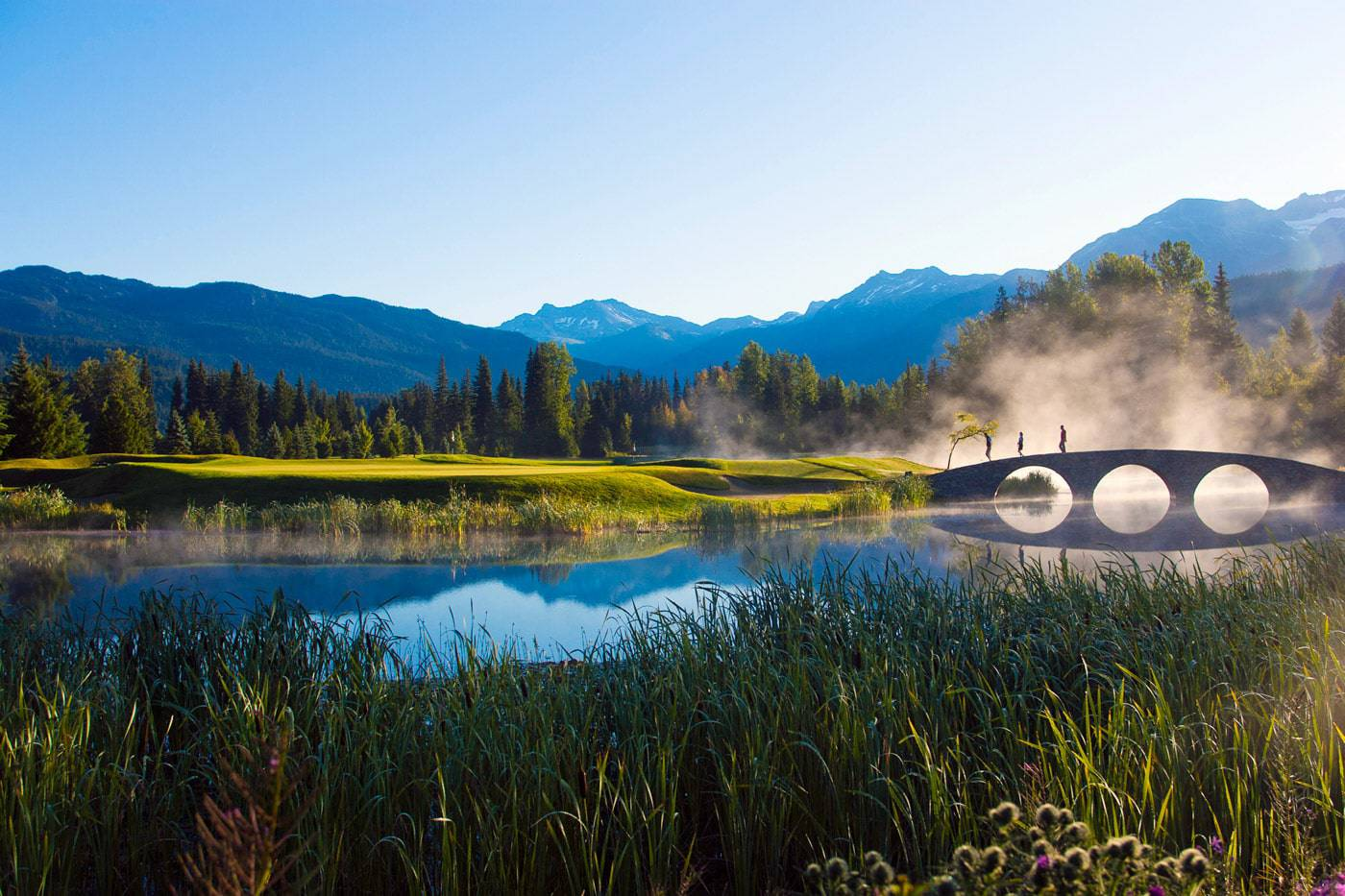 golf vacation packages, British Columbia golf packages