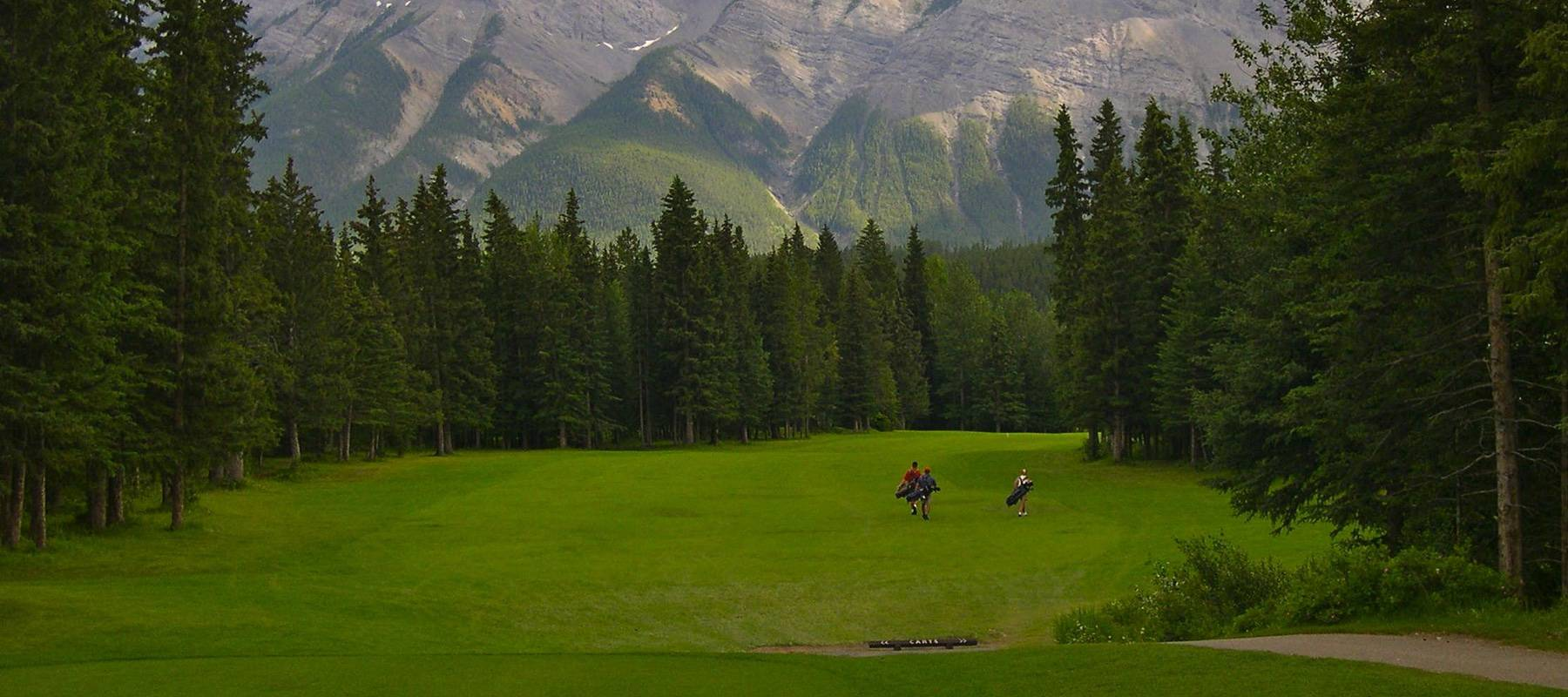 golf vacation packages, canada golf package