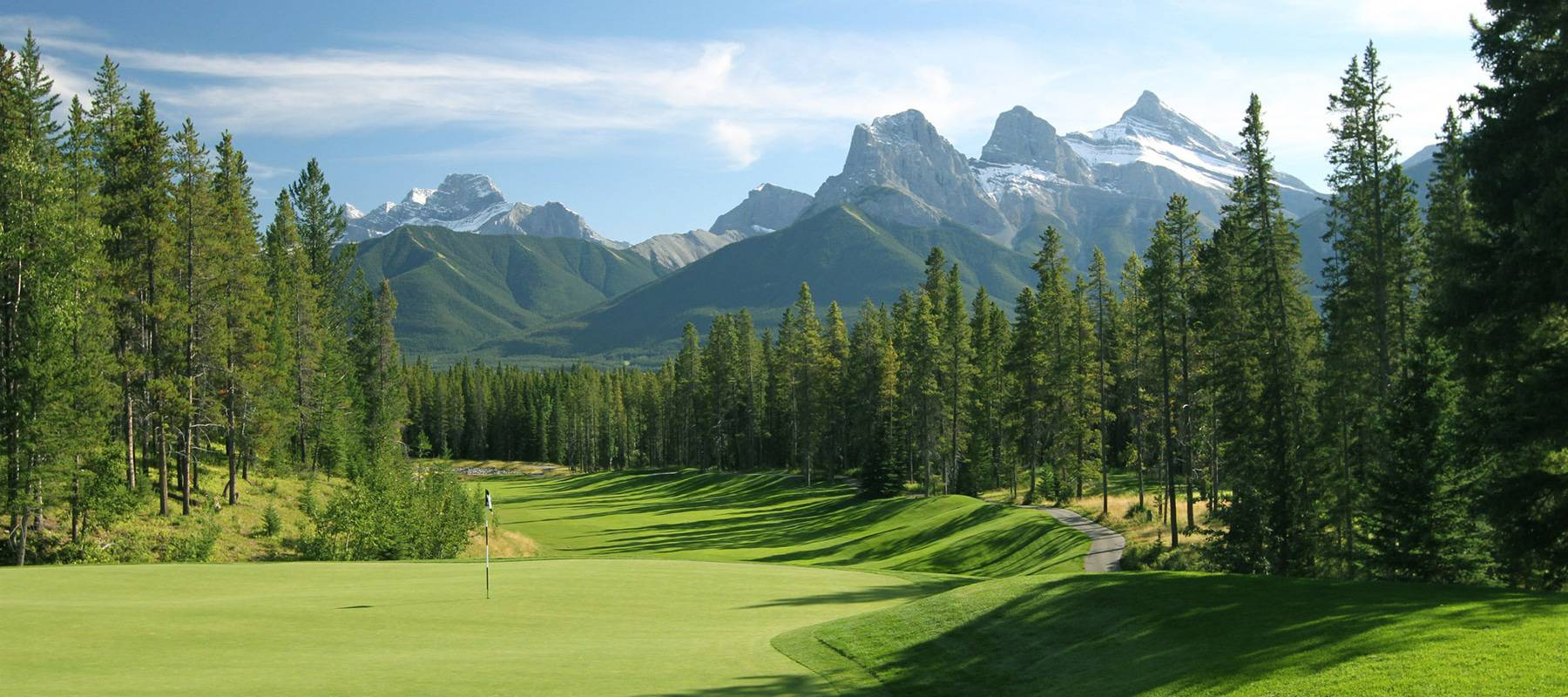 Canada golf packages, golf vacation packages