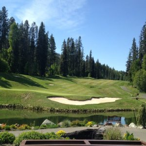 Best Holes at Trickle Creek Golf Course